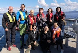 Kinesiske journalister fikk innblikk i næringen