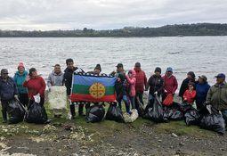 Sealand realiza limpieza de playas con comunidades del sector Chayahué