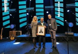 Carl-Erik Arnesen stikker av med Moderne Transport-prisen