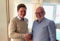 Ny toppsjef i Andfjord Salmon