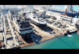 Norsk brønnbåt sjøsatt i Tyrkia