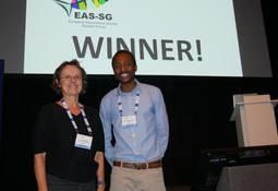 Lumpfish researcher wins student prize in Berlin