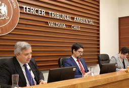 Realizan alegatos por reclamación contra proyecto piscicultura Lago Balmaceda