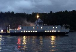 Sjøfartsdirektoratet med sikkerhetsmelding etter batteribrann