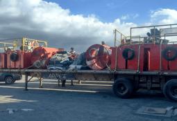 Tecnología de desplazamiento de agua permite la recuperación de fondos