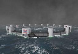 Proyecto de acuicultura offshore avanza con incertidumbre en Noruega