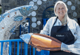 Ireland to open salmon visitor centre