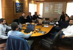 AKVA group Chile realiza jornada tecnológica a profesionales de BioMar