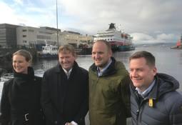 Dale vil ha flere skip på biodiesel