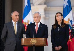 Presidente Piñera cancela cumbres APEC y COP 25