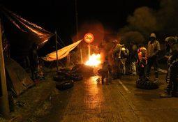 Fortsatt stengte dører ved slakterier i Chile