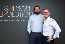 Ny CFO til Salmon Evolution