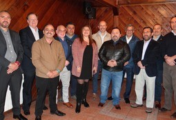 Dirigentes sindicales se reúnen con directorio de Blumar