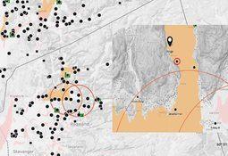 Nytt anlegg i Rogaland berørt av SAV 2