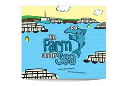 New book gives kids chapter and verse on fish farms
