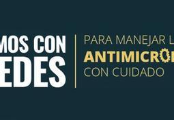 Sernapesca se une a campaña para uso responsable de antimicrobianos