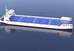 Asko tar opp kampen med Yara om verdens første autonome containerskip