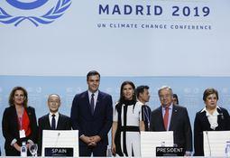 """""""El mundo vive una crisis climática y ambiental sin precedentes"""""""