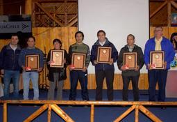 AquaChile reconoce a 109 colaboradores de Quellón