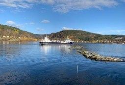 Verdens største brønnbåt overlevert