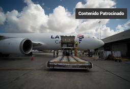 LATAM Cargo amplía servicios para industria del salmón