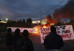 Badinotti lamenta situación de huelga de sus trabajadores