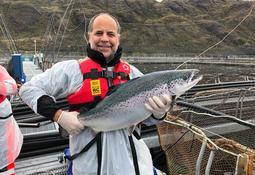 Multiexport Foods realiza primera cosecha de salmón en Magallanes