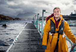 Mentoring scheme launched for women in aquaculture
