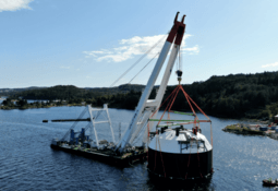 Bigger and better FishGLOBE given 1,560-tonne biomass