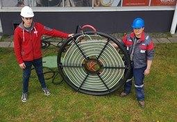 Chile: Nuevo sistema permite inyección conjunta de oxígeno y aire