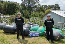 Autoridad Marítima recuperó 19 boyas que habían sido robadas