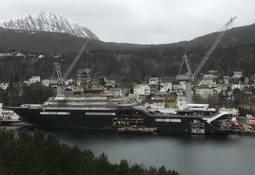 Utfordringer for Røkkes nye superskip
