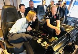- Dette er en stor dag for Kongsberg Maritime