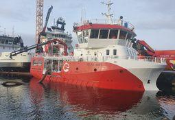 Bløggebåten «Elax Mist» overlevert