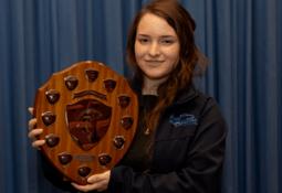 Cooke apprentice shortlisted for prestigious award
