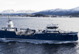 Grieg Seafood welcomes new wellboat to Canada