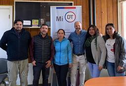 Concluye negociación colectiva del sindicato Badinotti Services Aysén