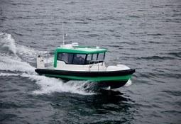 Ny arbeidsbåt til Havkar Drift