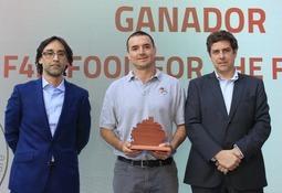 F4F recibe Premio Iniciativa Sustentable 2019