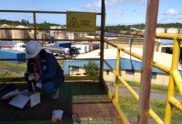 SMA monitorea en línea a Fiordo Austral por denuncias de olores