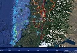 Chile: Monitoreo satelital hará públicos datos de embarcaciones acuícolas
