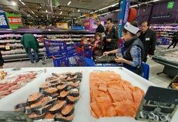 Voldsom vekst i norsk sjømateksport for februar måned