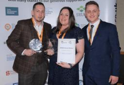 Fish farmers harvest honours at rural industry awards