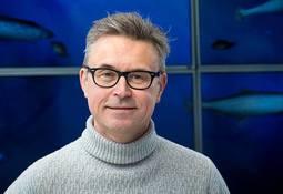 Han blir ny fiskeriminister