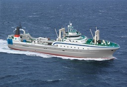 Skipsteknisk designer for russisk rederi