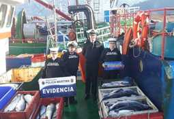 Corte de Coyhaique confirma prisión preventiva de imputado por robo de salmones