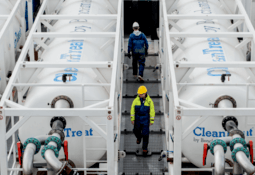 Revelan composición del tratamiento contra piojo de mar de Benchmark