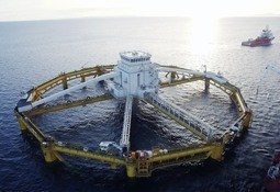 Coming soon? Ocean Farm 2 and a 23,000t super-cage