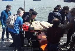 Autoridad Marítima inicia investigación por accidente en centro de Melinka