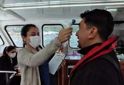 Sernapesca busca contener impacto del Coronavirus en la salmonicultura